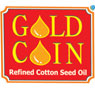 Gold Coin Cotton Seed Logo