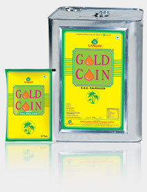 Gold Coin Palmolein Oil