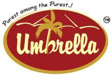 Umbrella - Refined Rice Bran Oil, Refined Sunflower Oil, Mustard Oil, Coconut Oil